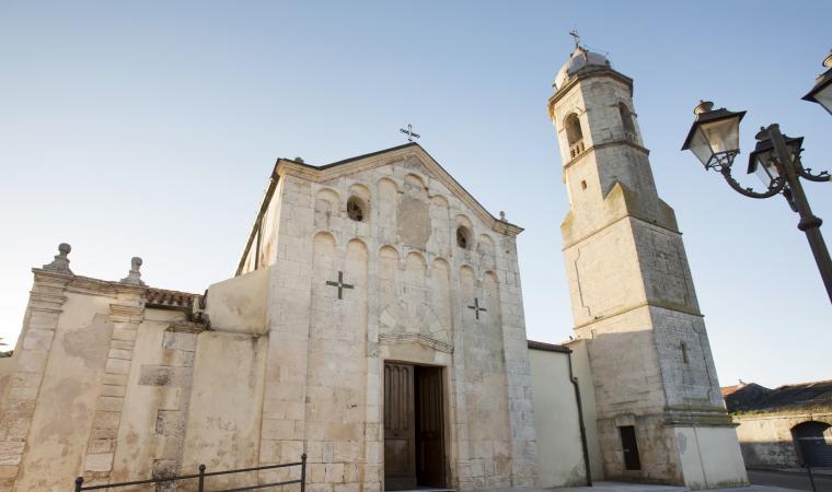 Parrocchiale di santa Anastasia - Tissi