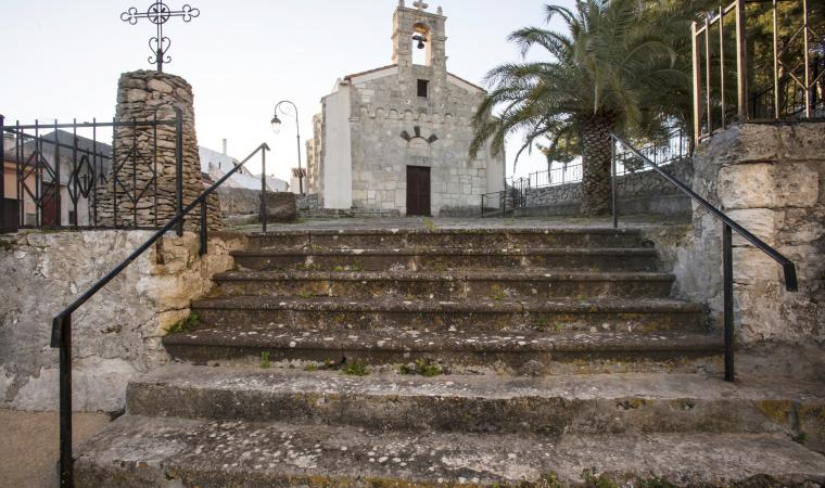 Chiesa di santa Vittoria - Tissi