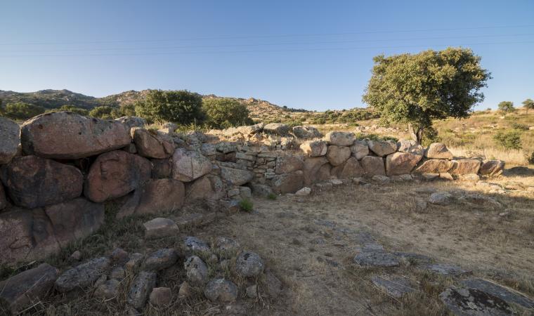Tomba di giganti, san Cosimo - Gonnosfanadiga