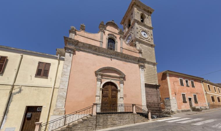 Chiesa santa Maria Bambina - Usini