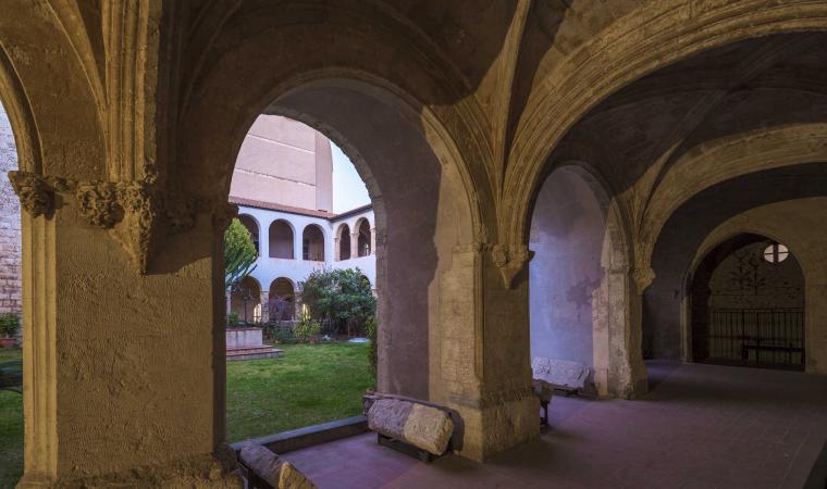 Chiostro di San Domenico - Cagliari