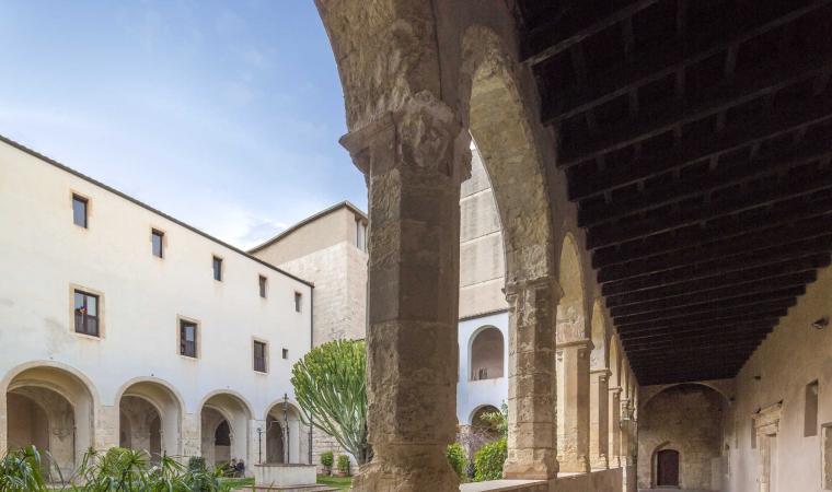 Chiesa San Domenico, chiostro