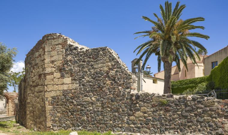 Cinta muraria - Oristano