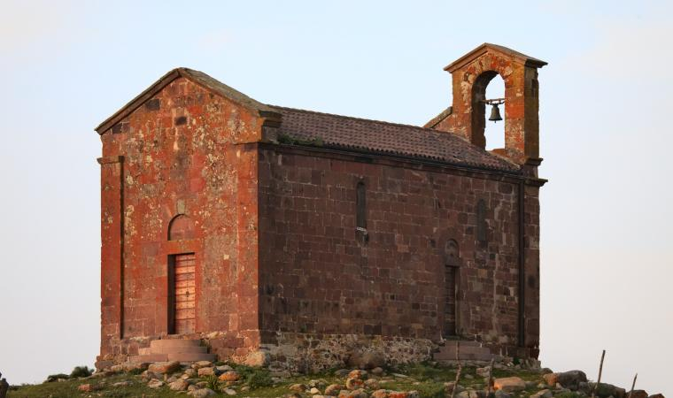 Chiesa di san Saturnino di Usolvisi - BulteiBultei