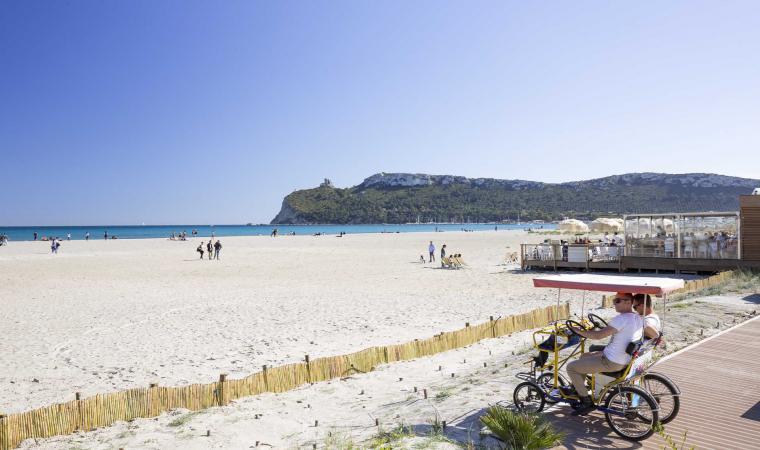 Spiaggia del Poetto - Cagliari