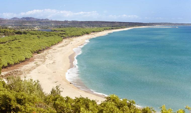 Cala e Spiaggia di Osalla - Orosei