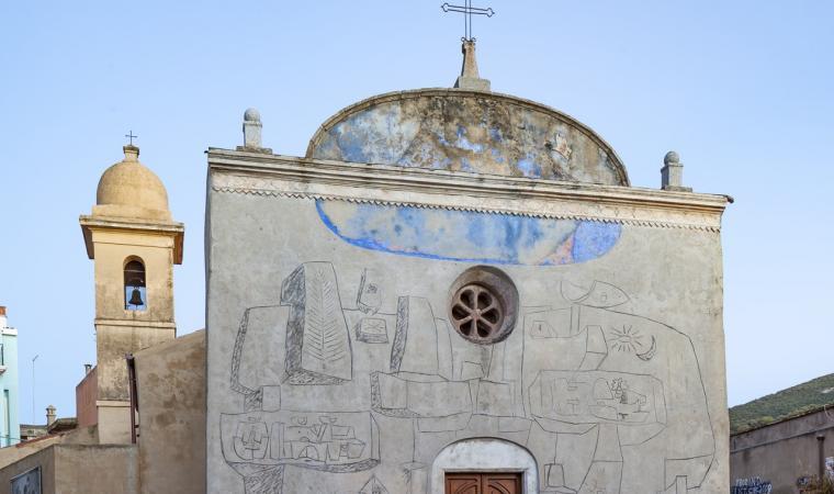 Chiesa di Nostra Signora d'Itria - Orani