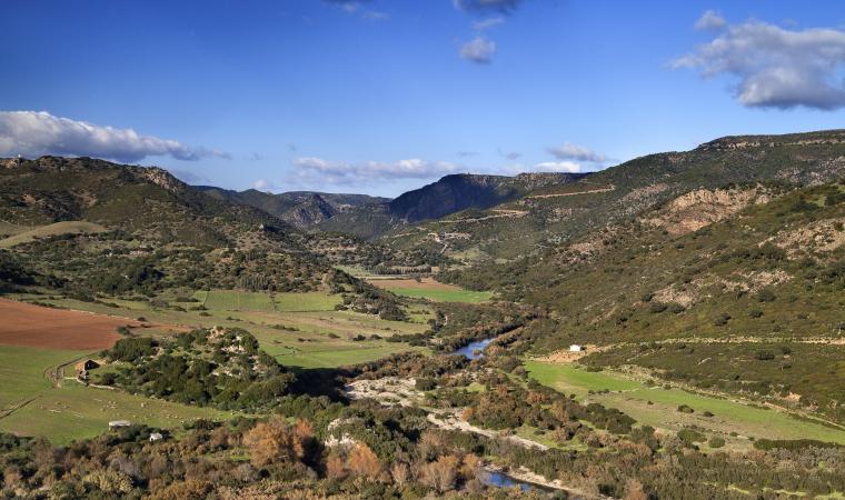 Valle del Flumendosa - Ballao