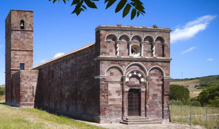 Basilica nostra Signora di Tergu