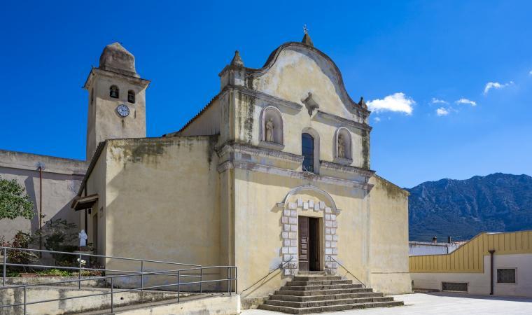 Parrocchiale di san Nicola - Irgoli