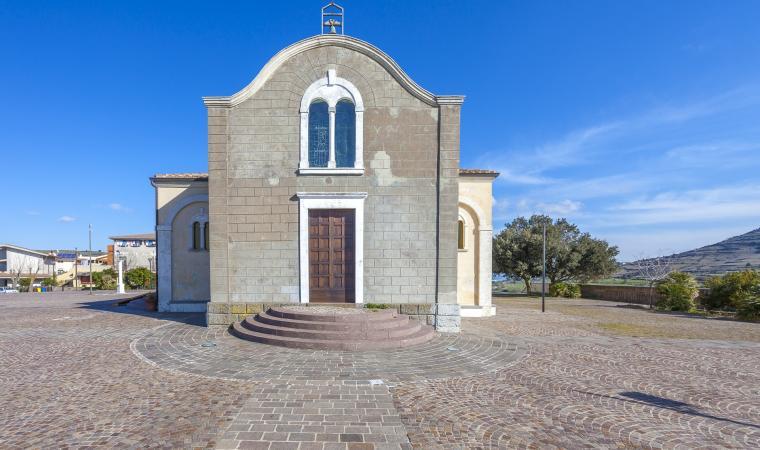 Chiesa della Madonna di Seunis - Thiesi