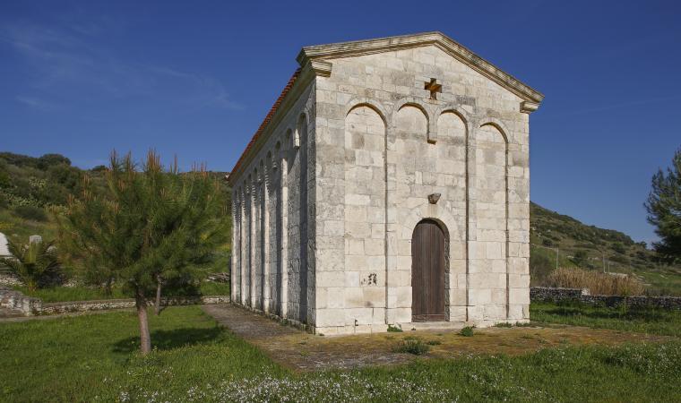 Chiesa di san Leonardo de Sa Biddazza - Ittiri