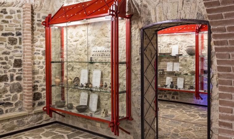 Museo Villa Abbas - Sardara