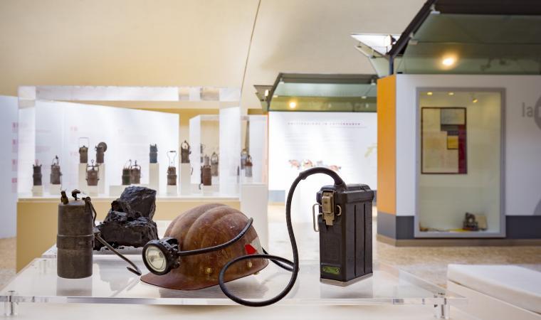 Museo del carbone, Serbariu - Carbonia