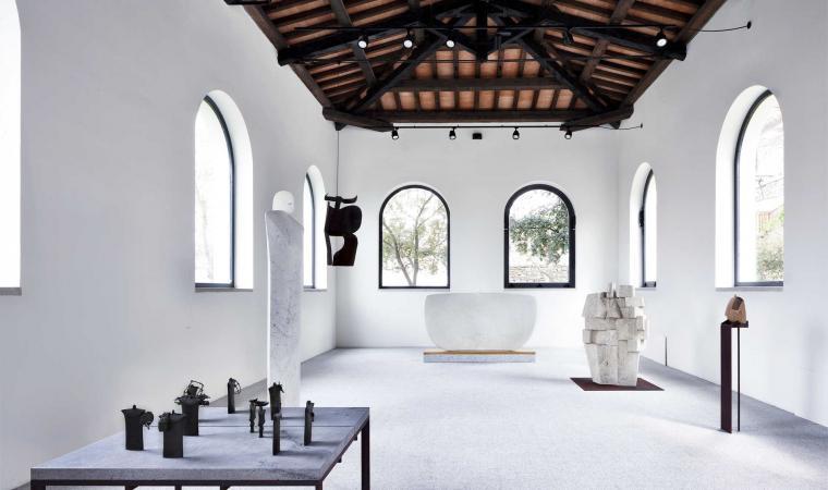 Museo Nivola, interno - Orani