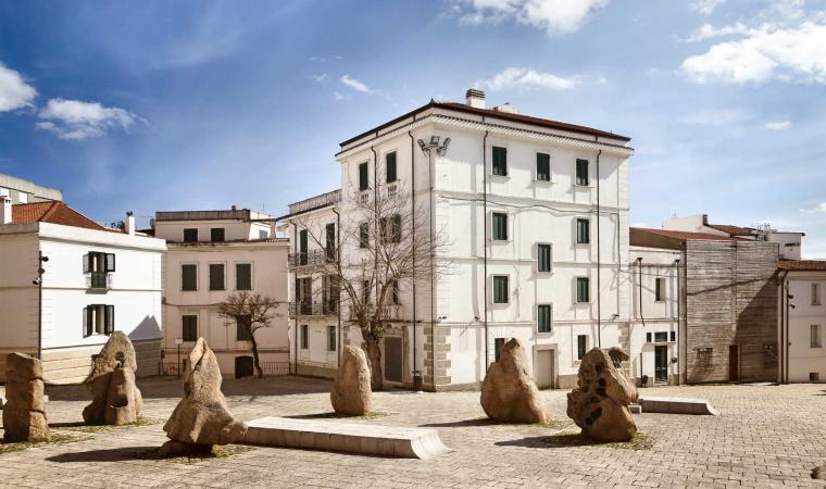 Nuoro - Piazza Satta