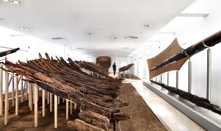 Museo archeologico, sala interna