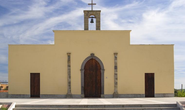 Chiesa di sant'Agostino - Pauli Arbarei