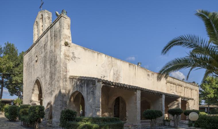 Chiesa di san Gemiliano - Sestu