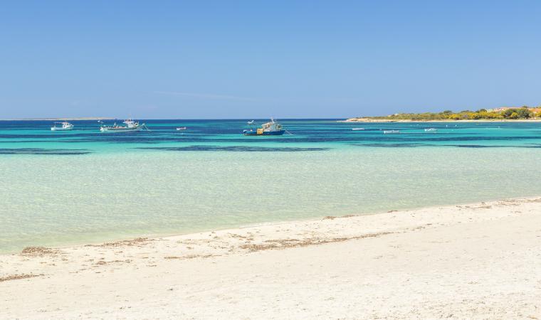 Spiaggia di Putzu Idu - San Vero Milis