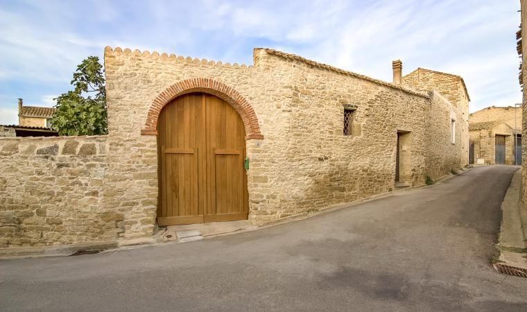 Scorcio centro storico - Villanovafranca