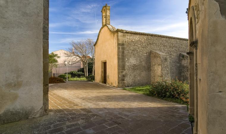 Chiesa delle Anime - Villanovafranca