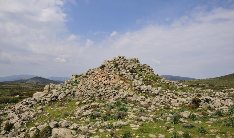 Nuraghe Bau 'e Tanca - Talana