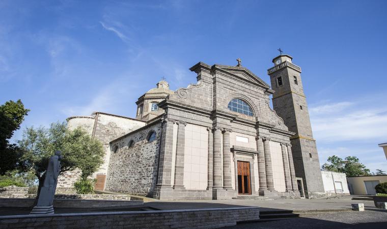 Chiesa di santa Caterina - Abbasanta