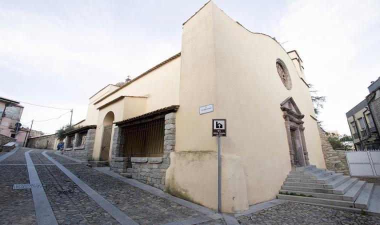 Antica chiesa Madonna delle Grazie, veduta