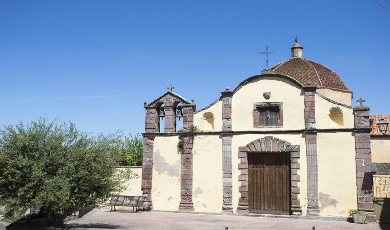 Chiesa di san Bernardino - Busachi