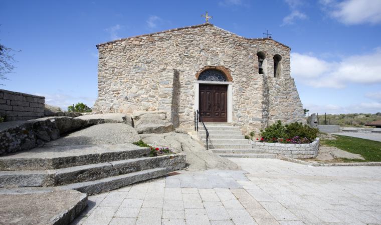 Chiesa di san Giorgio - Lodine