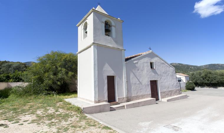 Chiesa campestre di  san Michele - Padru