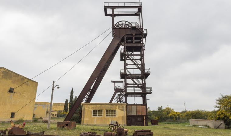 Museo del carbone, Serbariu