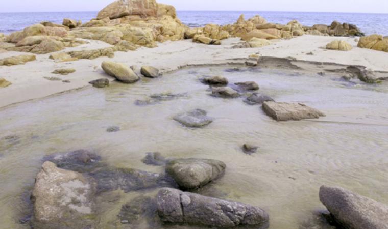 spiaggia di Berchida (Siniscola)