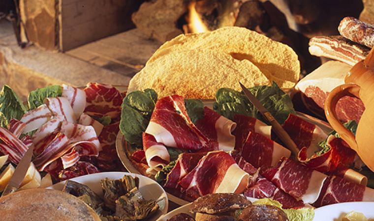 Gastronomia di Villagrande