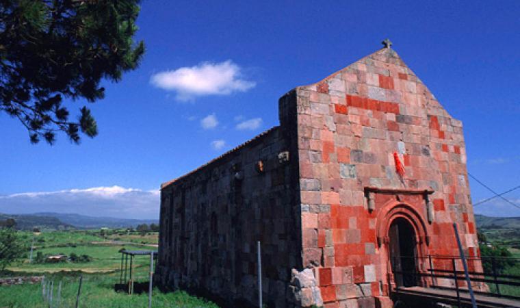 Chiesa romanica di San Lussorio