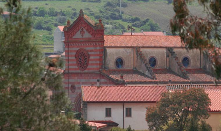 Chiesa san Pietro apostolo - Fordongianus