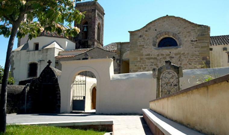 Chiesa parrocchiale dell'Immacolata - Barumini