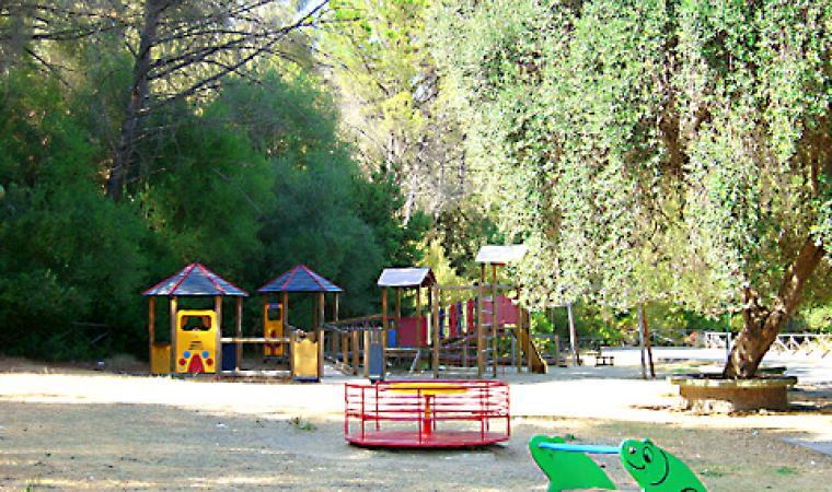 Parco giochi - Narcao
