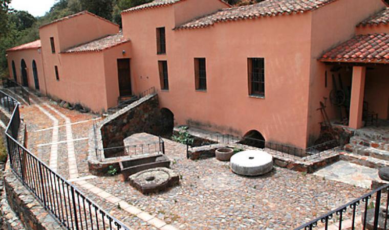 Museo, antico mulino Licheri - Fluminimaggiore