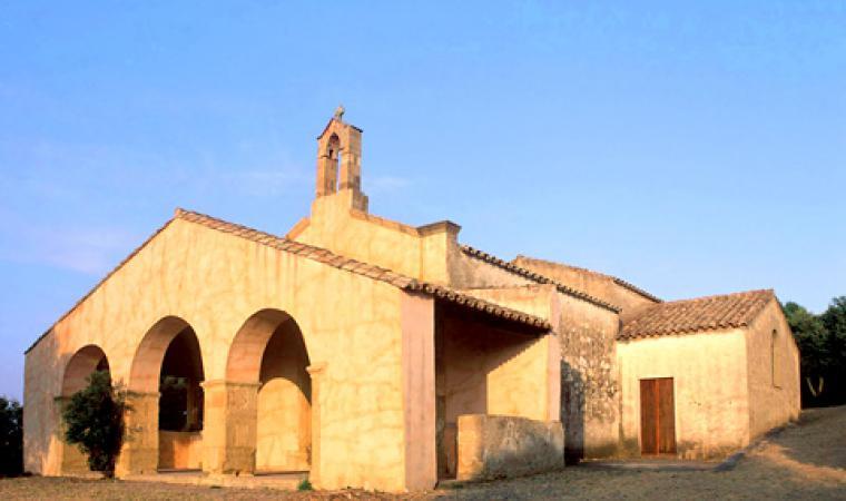 Chiesa di Santa Marina di Orense - Villanovaforru