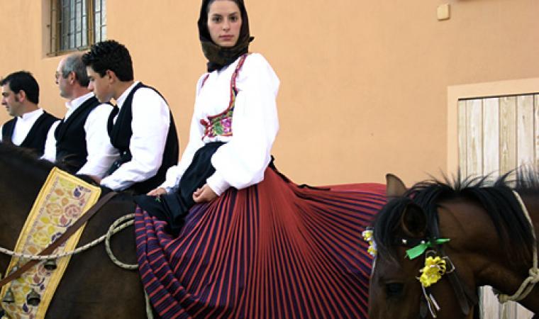 Abito tradizionale - Nurallao