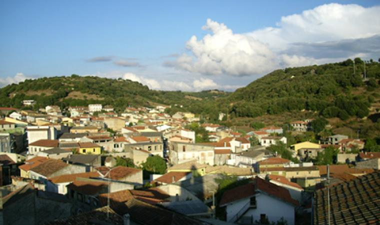 Panorama di Nurallao