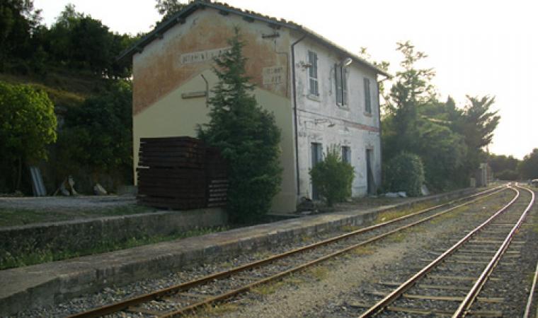 Stazione ferroviaria - Nurallao