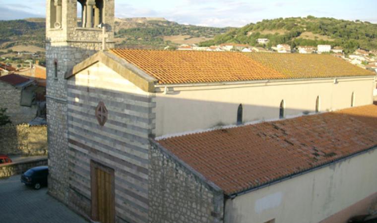 Chiesa Parrocchiale - Nurallao