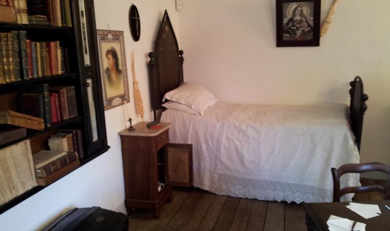 Museo Deleddiano - Camera da letto - Nuoro