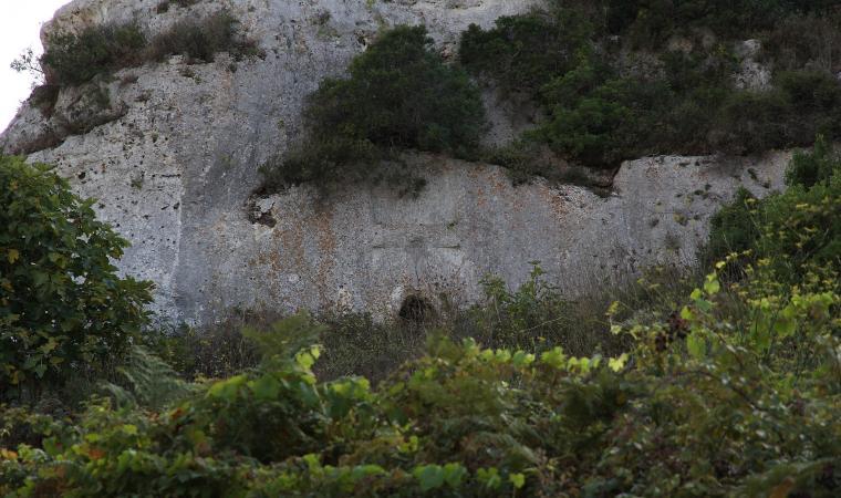 Domus de janas di Pescialzu - Cargeghe
