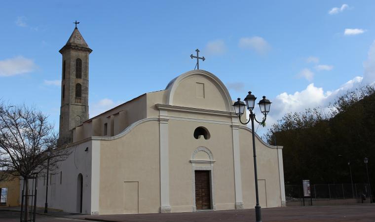 Parrocchiale dei santi Quirico e Giulitta - Cargeghe