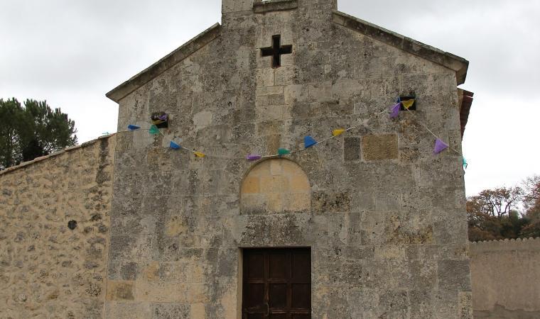 Chiesa di santa Maria di Contra - Cargeghe