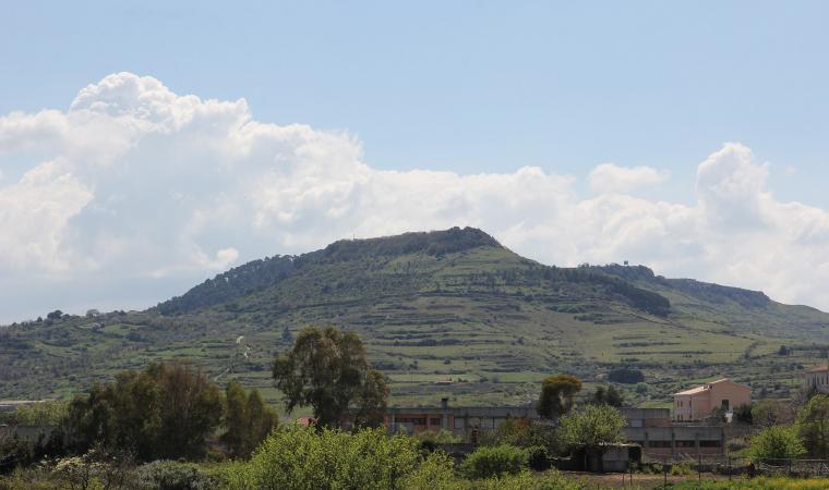 Monte Cuccuruddu - Cheremule